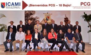 BIENVENIDOS PCG ICAMI 18