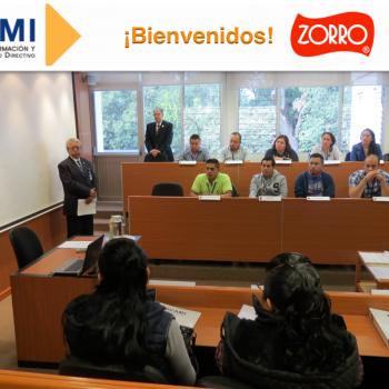 Bienvenidos Zorro Abarrotero ICAMI