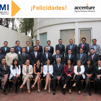 Felicidades ICAMI Accenture
