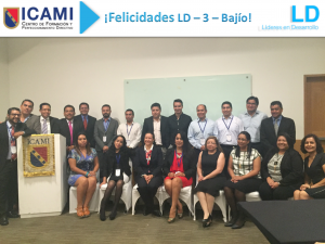 Felicidades LD - 3 BAJIO ICAMI