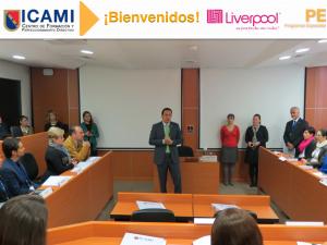 bienvenidos liverpool ICAMI 2016