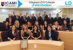Clausura LD-8