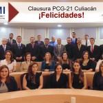Clausura PCG21 Culiacan