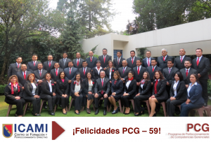 FELICIDADES PCG 59 ICAMI